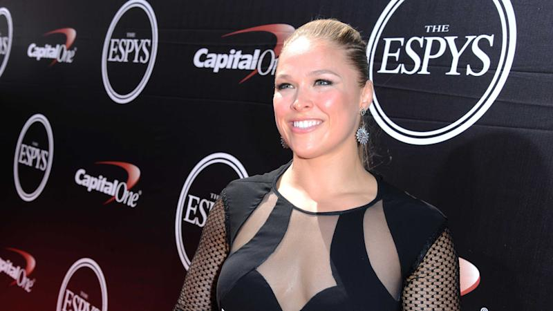 Is UFC Star Ronda Rousey Contemplating a Move to WWE?