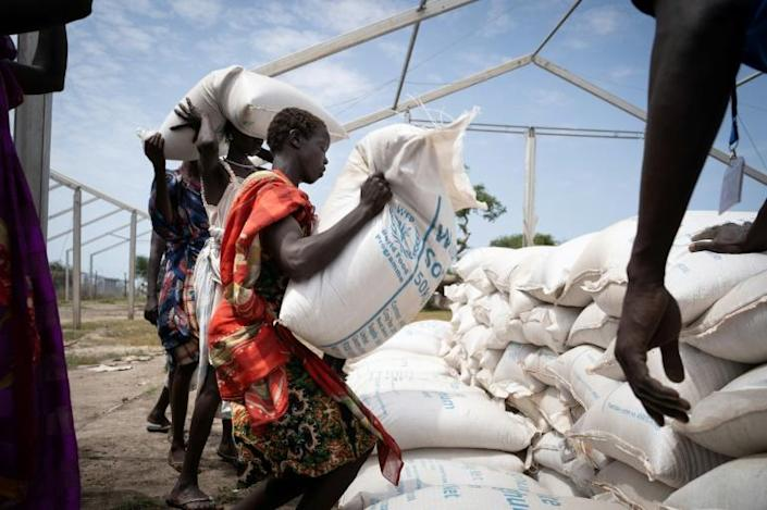 South Sudan faces a deep hunger crisis affecting hundreds of thousands of people