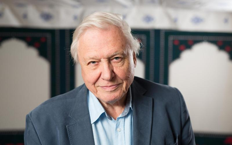 Sir David Attenborough reveals he struggles to recall names as he tours the globe for his new series. - PA