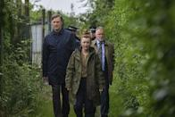 <p><strong>Release date: TBC 2022 on BBC One</strong></p><p>Hot off the heels of The Serpent and Line of Duty, comes another brilliant-looking BBC crime drama, this time inspired by two real-life Nottinghamshire murders and the subsequent man hunt of Robert Boyer and Terry Rodgers in 2004.</p><p>The new series will star Liar's Joanne Froggatt, David Morrissey, Robert Glenister, Philip Jackson, and Lorraine Ashbourne and — despite being based on true events — will be a fictional dramatic portrayal.</p><p>The official BBC synopsis says, Sherwood sees 'two shocking and unexpected murders shatter an already fractured community leading to one of the largest manhunts in British history.<br><br>'Suspicion is rife and the murders threaten to inflame historic divisions sparked during the Miners' Strike that tore families apart three decades before.<br><br>'To solve the murders, police inspectors Ian St Clair, from the local constabulary, and Kevin Salisbury from the Met, must reunite and bury a rivalry that stretches back to 1984, in an attempt to heal wounds, and catch a killer. But can a community repair itself as more is discovered about those who live there, and whether they really are who they say they are?'<br><br>Filming is likely due to complete at the end of this year so we can expect this to hit screens early 2022.</p>