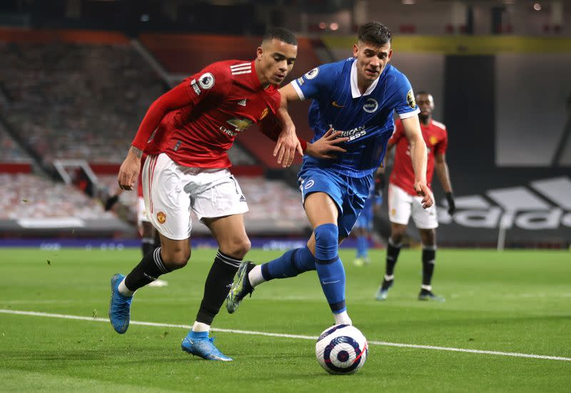 Premier League - Manchester United v Brighton & Hove Albion