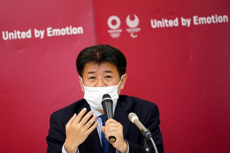 Tokyo 2020 Games organisers held a press conference in the city