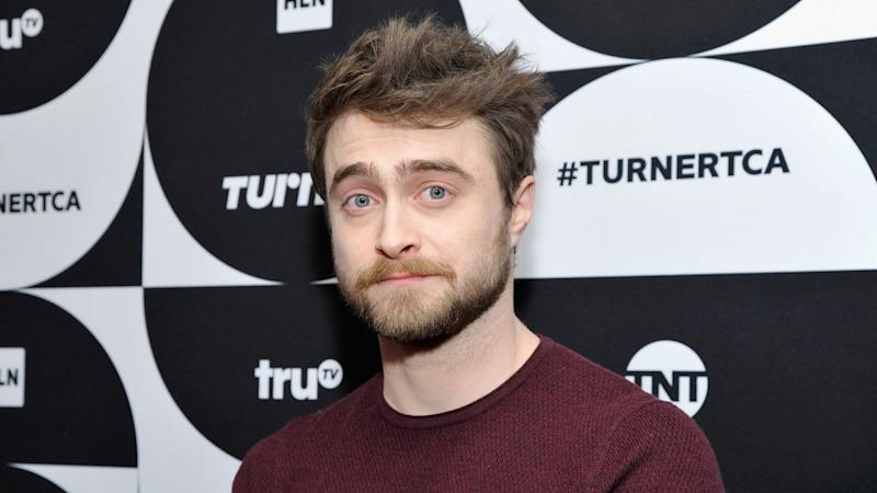 Daniel Radcliffe remembers being confused with homeless people in NY