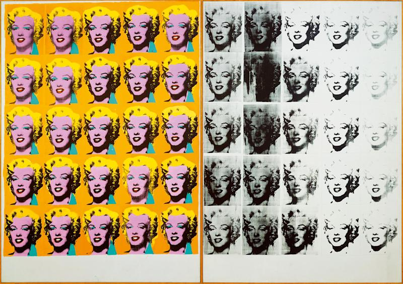 (Tate. © 2019 The Andy Warhol Foundation for the Visual Arts, Inc. / Artists Right Society (ARS), New York and DACS, London)