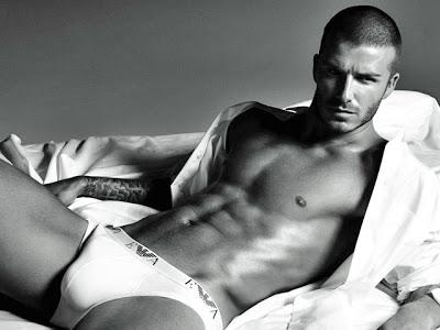 "<p>David's solo modelling career really took off a year later when he posed in now-iconic photos for Emporio Armani wearing just his pants. Following the campaign, Selfridges reported a <a rel=""nofollow"" href=""https://www.telegraph.co.uk/news/2257637/David-Beckham-boosts-briefs-sales.html"">150 per cent spike</a> in sales of white briefs. We can't think why… <br />[Photos: Emporio Armani] </p>"