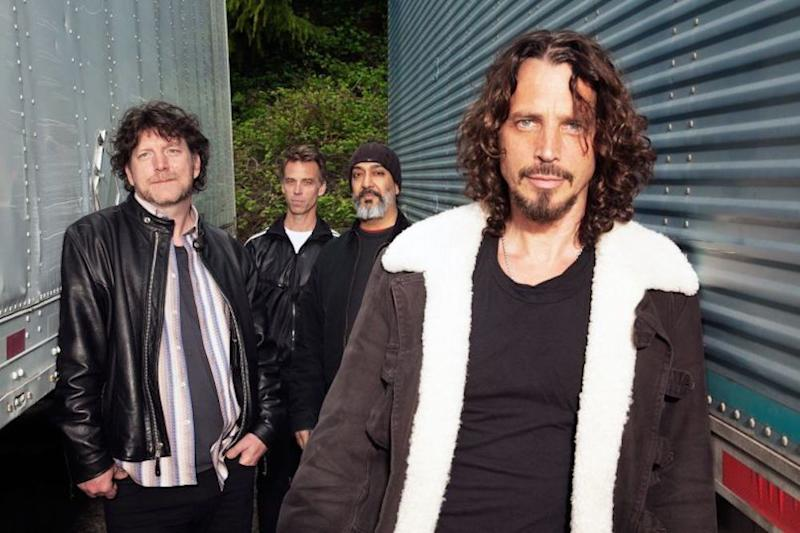 New Soundgarden album delayed over rights to Chris Cornell's demos