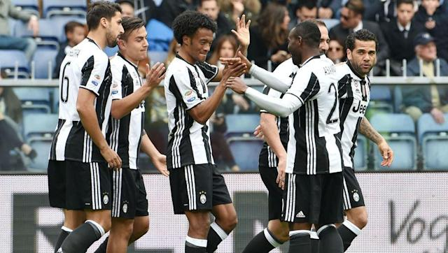 <p><strong>Average goals conceded per game: 0.41 (5 goals in 12 games) </strong></p> <br><p>The Italians have always been masters in the art of defending but Juventus seem to have taken it onto a new level. </p> <br><p>The Old Lady's now iconic formation of three central defenders and two wing backs, in front of the evergreen Gianluigi Buffon, is a strategy that has yet to be truly unlocked in the Serie A. </p>