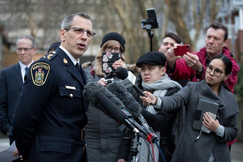 Man to serve life for murder of B.C. officer who was 'incredible human being'