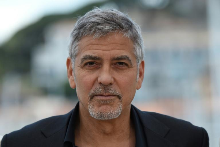 US actor George Clooney is one of the big hitters attracted by the rose vineyards of Provence