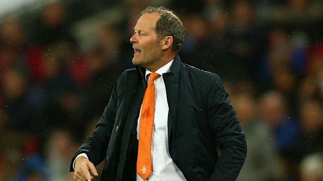 Danny Blind shouldered the responsibility for Netherlands' desperate loss to Bulgaria and admitted starting Matthijs de Ligt was a mistake.