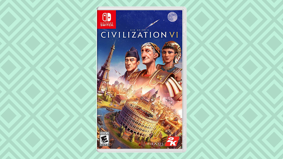 "Save 75 percent on ""Sid Meier's Civilization VI"" for Nintendo Switch. (Photo: Amazon)"