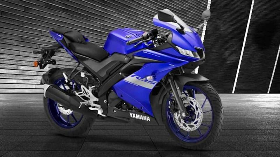 Second price-hike for Yamaha YZF R15 V3 in 30 days