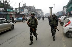 J&K administration says restrictions were imposed to prevent threats from 3 terror