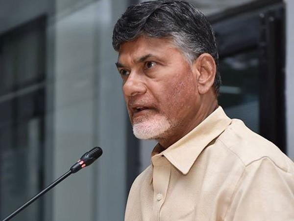 TDP chief N Chandrababu Naidu [File photo]