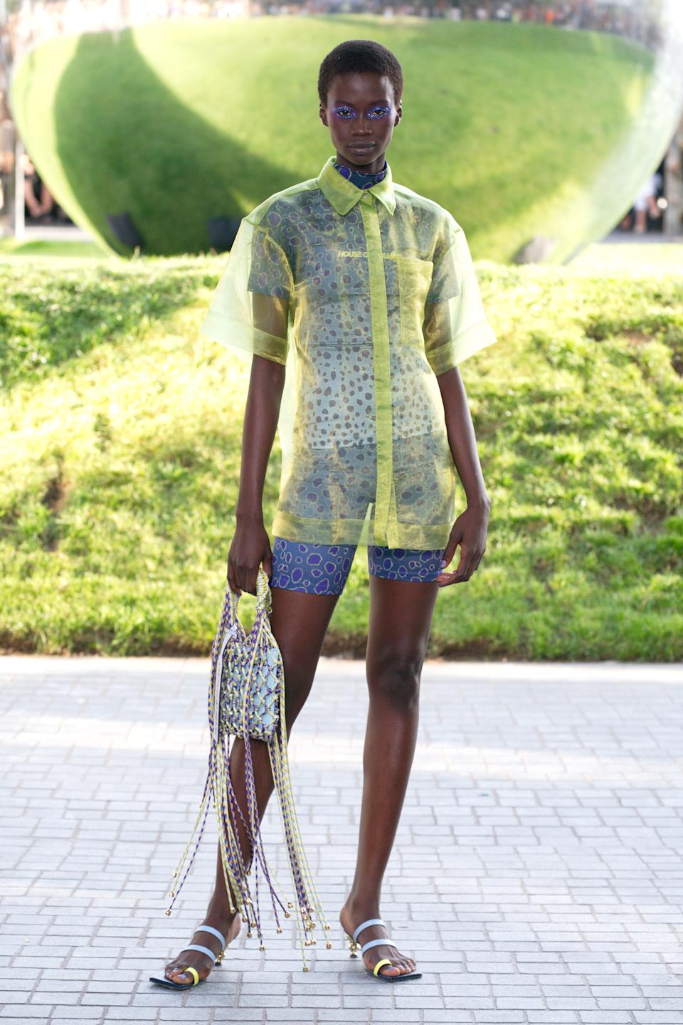 London Fashion Week: House of Holland SS20. (PHOTO: House of Holland)