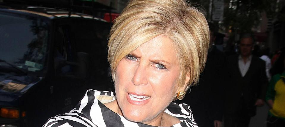 Suze Orman thinks a market crash could be imminent — here's what to do