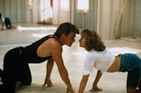 <p>There are so many memorable moments from <em>Dirty Dancing</em>, but one of the most underrated was Baby's love of denim. Between her jean Bermuda shorts and belted cutoffs, the film gave us style moments we'll never forget. </p>