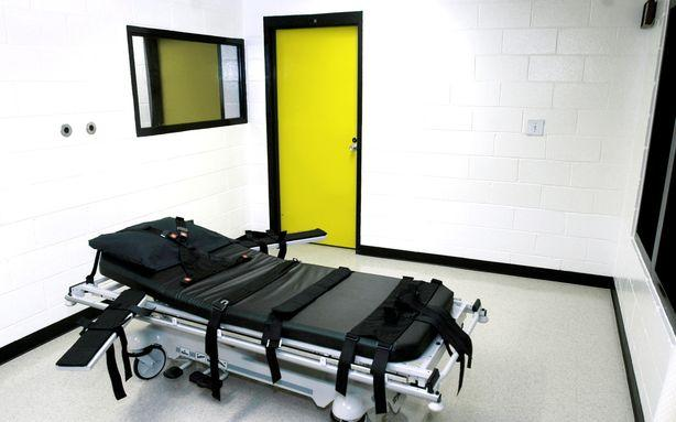 Warren Hill Granted a Temporary Stay of Execution in Georgia
