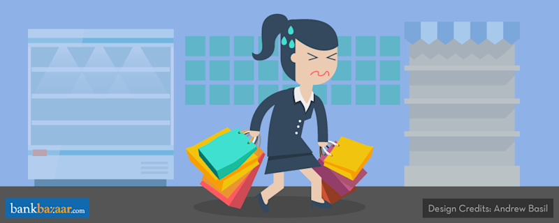 How To Bounce Back After An Unplanned Splurge