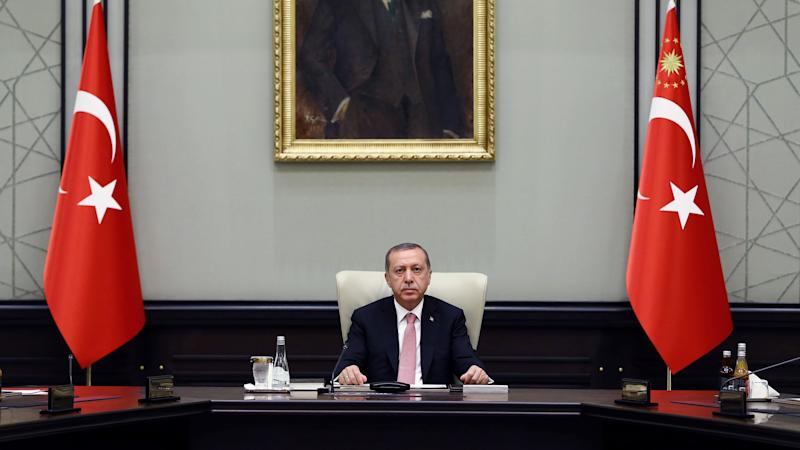 Turkey Votes in Key Presidential Referendum on Erdogen's New Power
