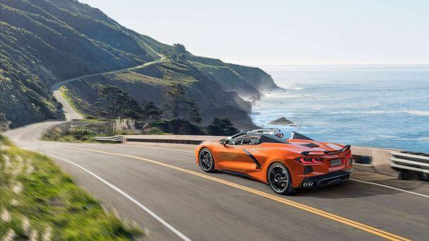 PHOTO: The 2020 Corvette Stingray will also be offered in a hard top convertible, a first for the marque. (Chevrolet)
