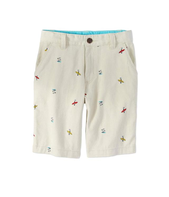 "<p>Boy's Casual Flat Front Shorts, $9,<a href=""https://www.walmart.com/ip/Wonder-Nation-Boys-Casual-Flat-Front-Shorts/285389630"" rel=""nofollow noopener"" target=""_blank"" data-ylk=""slk:walmart.com"" class=""link rapid-noclick-resp""> walmart.com</a>. (Photo: Courtesy of Walmart) </p>"