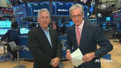 CNBC's Bob Pisani speaks to SailPoint CEO Mark McClane about the company's IPO and the current cybersecurity environment.