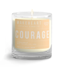 """<p><strong>WakeHeart</strong></p><p>wakeheart.com</p><p><strong>$36.00</strong></p><p><a href=""""https://wakeheart.com/collections/crystal-candle-collection/products/courage"""" rel=""""nofollow noopener"""" target=""""_blank"""" data-ylk=""""slk:Shop Now"""" class=""""link rapid-noclick-resp"""">Shop Now</a></p><p>Help give her all the courage she needs by gifting her this candle, which not only smells amazing (<em>hello</em>, sandalwood!), but also contains a crystal to help promote healing. </p>"""