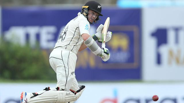 New Zealand will be looking for BJ Watling to stretch New Zealand's lead beyond 200 when they resume on day four.