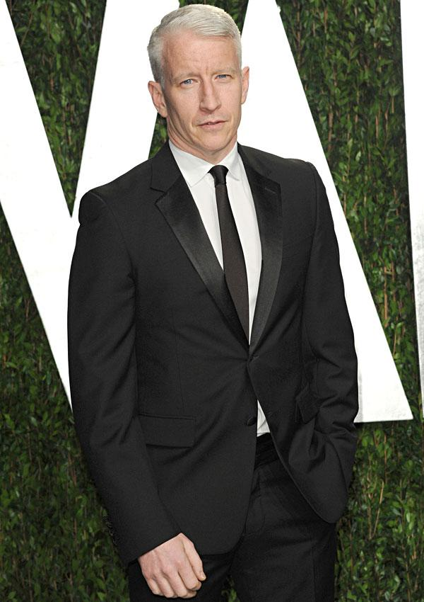 Happy Birthday Anderson Cooper — Today, June 3, You Turn 45
