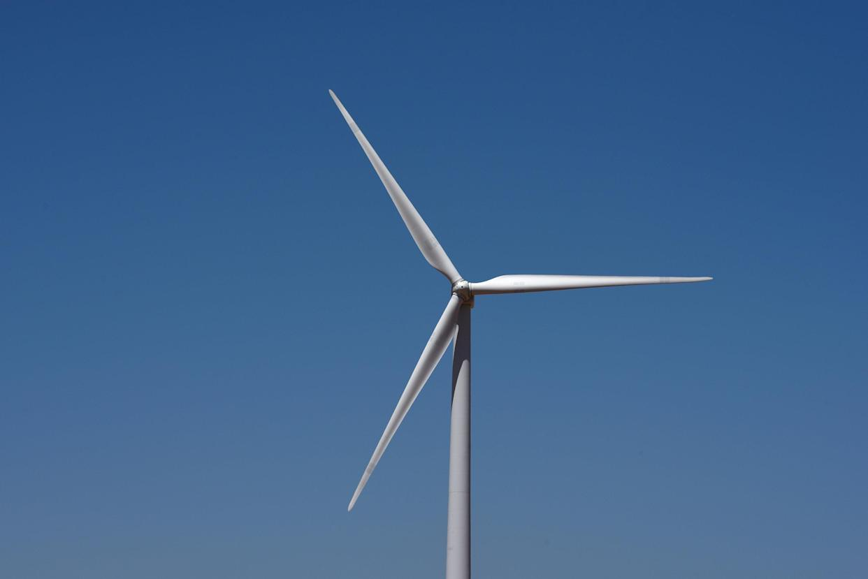 JLEN invests in renewable energy projects, including wind, solar, and anaerobic digestion. Photo: Reuters