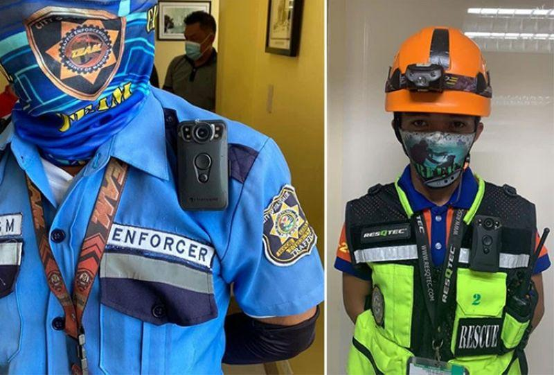 Mandaue acquires 42 body cameras