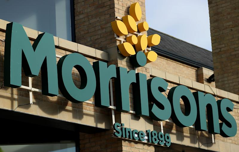 "File photo dated 30/09/16 of a Morrisons store as the grocery chain has posted falling sales over the crucial festive season amid ""unusually challenging"" trading and shopper uncertainty."