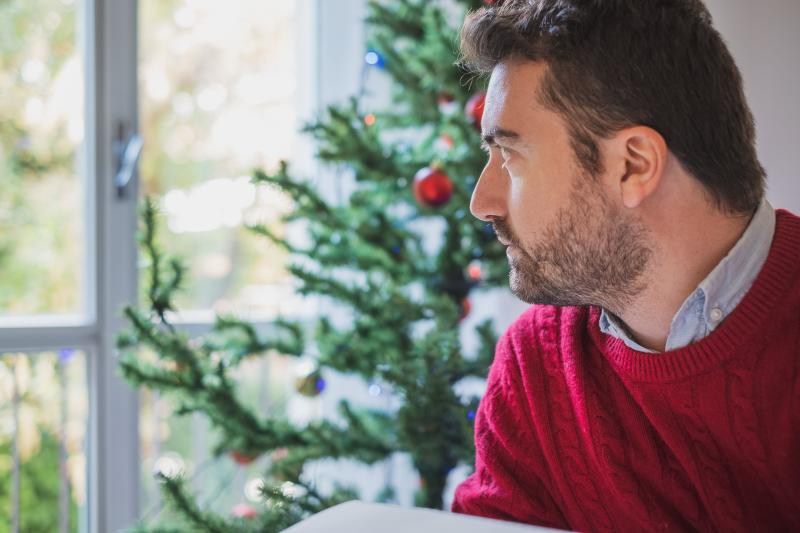 """Don't feel guilty about saying """"no"""" to a holiday party. You can have plenty of fun by yourself. (Photo: tommaso79 via Getty Images)"""