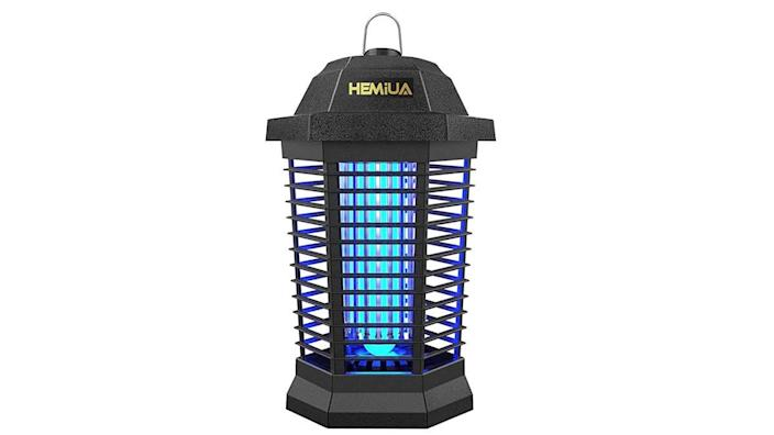 Snag this bug zapper just in time for warm weather.