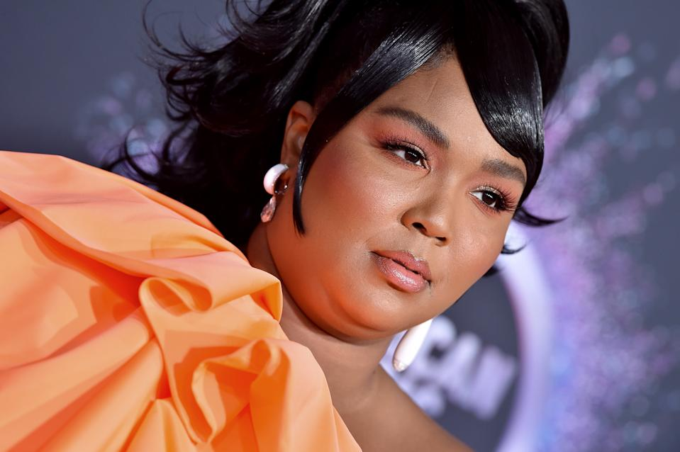 Lizzo wrote a smart Instagram post about loving each other in troubled times. (Photo: Axelle/Bauer-Griffin/FilmMagic)