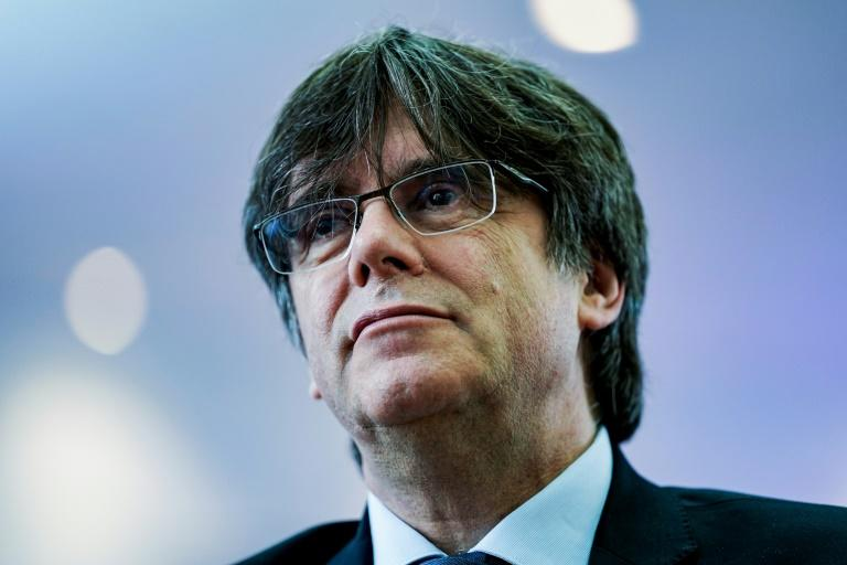 European Member of Parliament and former Catalan president Carles Puigdemont still hopes for a referendum on independence from Spain