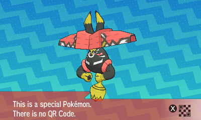 pokemon sun and moon qr code list for the every new pokemon in the