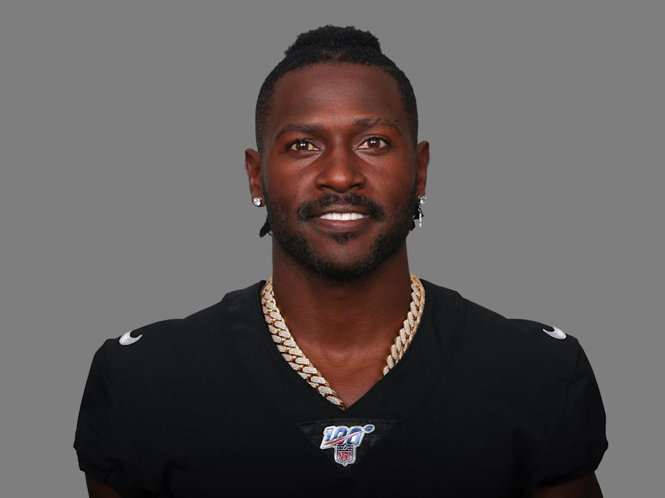 Antonio Brown has been accused in a civil lawsuit of sexual assault. (AP)