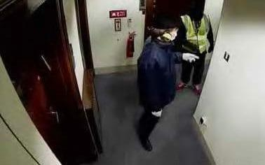 A man was pictured on CCTV during the heist in 2015 - Credit: PA