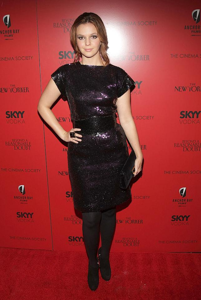 "<a href=""http://movies.yahoo.com/movie/contributor/1800295169"">Amber Tamblyn</a> at the New York premiere of <a href=""http://movies.yahoo.com/movie/1810003148/info"">Beyond a Reasonable Doubt</a> - 09/09/2009"