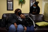 The Wider Image: 'I just ask God to help me': Texas funeral home crushed by death as U.S. COVID toll nears 500,000