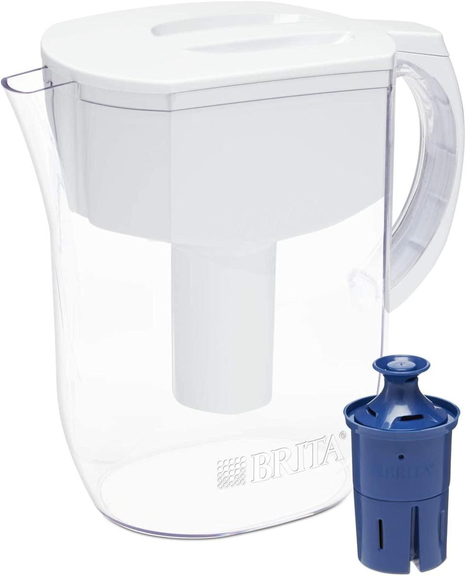 <p><span>Brita Longlast Everyday Water Filter Pitcher</span> ($24, originally $35)</p>