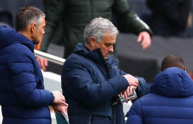 Could time be running out for Tottenham boss Jose Mourinho?
