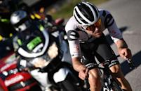 <p><strong>Who's Winning the Tour?</strong></p><p>The longest stage of the Tour de France ended with some serious fireworks as Marc Hirschi, a 22-year-old Swiss rider in his first Tour, emerged from a late-race break to take the solo win in Sarran. It's a well-deserved victory for his Sunweb team, which has come close with two podium finishes by Hirschi and several top-five placings from sprinter Cees Bol, but hadn't managed to unlock the right combination yet for a win. BORA-Hansgrohe did much of the work controlling the day's early breakaway, likely looking to set up Peter Sagan for a stage win on favorable terrain. But it didn't quite work out, as green jersey wearer Sam Bennett (Deceuninck-Quick Step) edged him out in the intermediate sprint, while the late breakaway took most of the points at the finish; the net was Sagan gained back only two points of his sizable deficit (now 66 points). Primoz Roglič (Jumbo-Visma) remains in yellow.</p><p><strong>Who's <em>Really</em> Winning the Tour?</strong></p><p>As with Stage 11, there were no changes to the overall classification; the contenders were happy to let stage hunters play the lead roles ahead of Friday's Stage 13 summit finish on the Pas de Peyrol. Today wasn't quite a day off for Roglič and Jumbo, but any stage that they don't have to patrol the front and everyone stays upright is a good one for the Tour's main favorite. Bennett's attentiveness in the intermediate sprint strongly limited any damage from the stage finish, where he wasn't in the main group. It's one fewer opportunity that Sagan has now to retake green. Even as that competition looks to be escaping Sagan's grasp, the KoM standings tightened today as Hirschi is now within five points of Benoit Cosnefroy's lead. Expect some action there on Friday. </p>