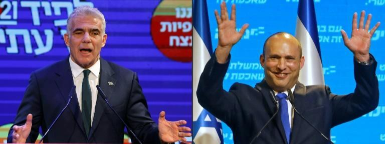 Opposition leader Yair Lapid, of the centrist Yesh Atid party, and Naftali Bennett, of the right-wing religious Yamina party, are seen as the main contenders to try to form a government without Netanyahu