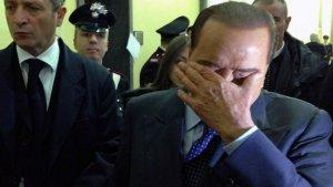 Eye Infection Keeping Italy's Berlusconi Out of the Courtroom Friday and Saturday