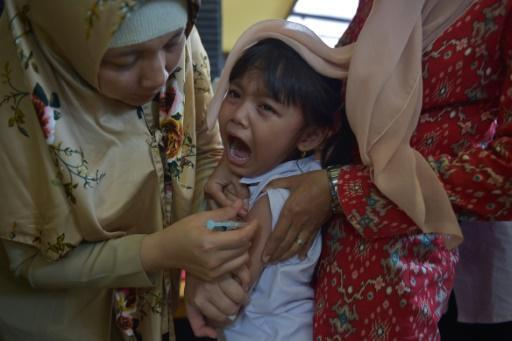 <p>Indonesia vaccinates millions to halt deadly diphtheria outbreak</p>