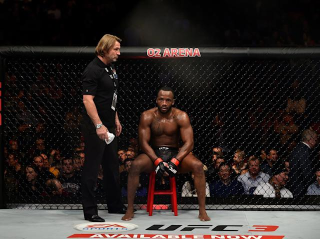 Leon Edwards wasted no time in calling out Darren Till: Getty