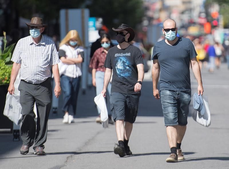 About 125,000 Quebecers aged 18-69 infected with novel coronavirus: study